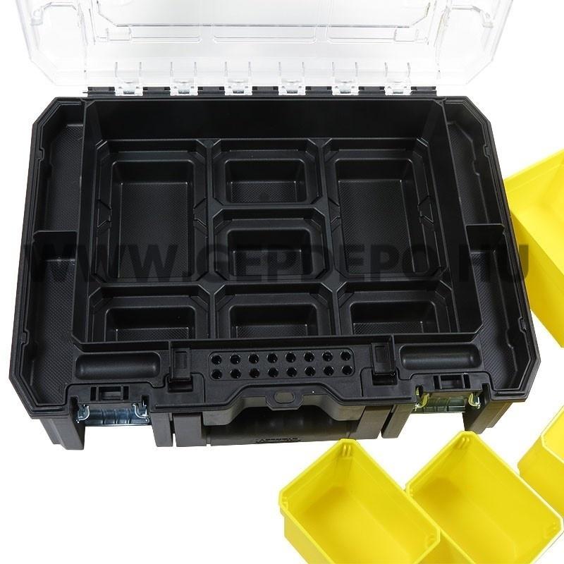 Stanley FatMax TSTAK V Egymásra rakható 78669e4d55