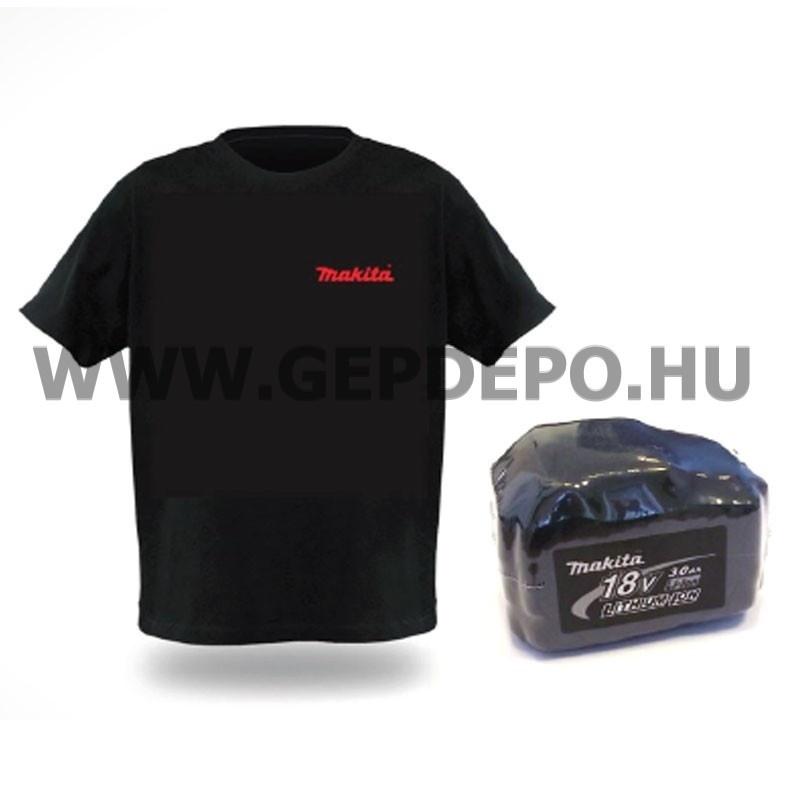 Makita Póló akku alakú csomagban  2f0e0ac710